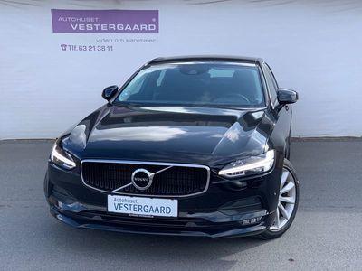 brugt Volvo S90 2,0 D4 Momentum Plus 190HK 8g Aut.