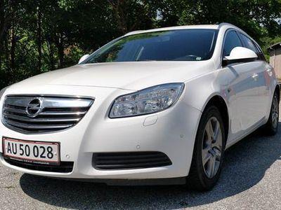 gebraucht Opel Insignia 2,0 CDTI eco Flex