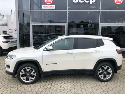 brugt Jeep Compass 1,4 MultiAir Limited First Edition AWD 170HK 5d 9g Aut.