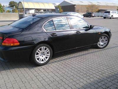 used BMW 745 iA 4,4 IA