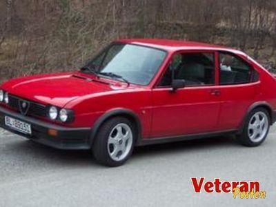 gebraucht Alfa Romeo Alfasud KøbesTI QV
