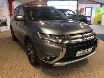 brugt Mitsubishi Outlander 2,2 DI-D Instyle 4WD 150HK Van 6g Aut.