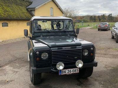 brugt Land Rover Defender 90 TD5