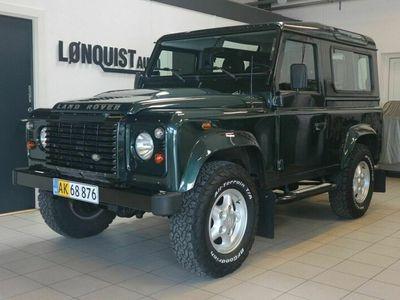 brugt Land Rover Defender 90 2,4 TD4 SW SE Van