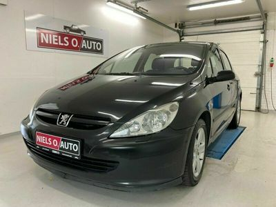 brugt Peugeot 307 2,0 SE