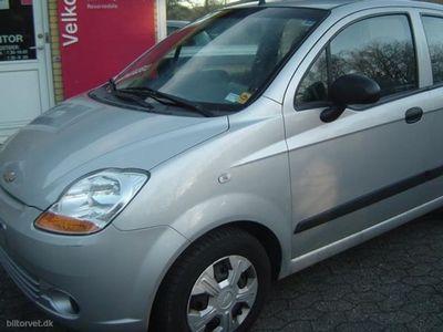 brugt Chevrolet Matiz 0,8 51HK 5d