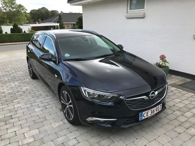 brugt Opel Insignia 1,5T 165HK Sports Tourer Aut.
