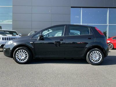 brugt Fiat Punto 0,9 TwinAir Turbo Lounge Edition 100HK 5d A++