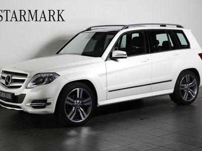 brugt Mercedes GLK350 CDi aut. 4-M BE