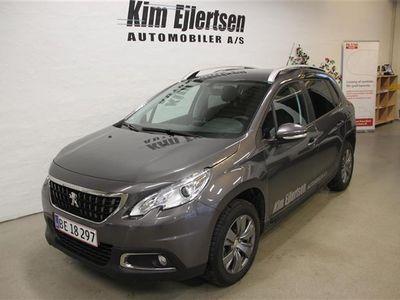 brugt Peugeot 2008 1,2 VTi Active+ 82HK