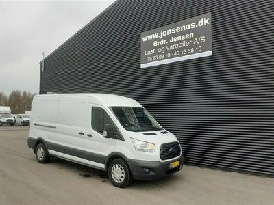 brugt Ford Transit 350 L3H2 2,0 TDCi Trend 130HK Van 6g 2018