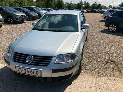 second-hand VW Passat 1,8 T Trendline