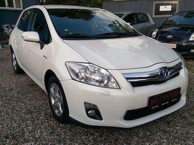 brugt Toyota Auris 1,8 Hybrid