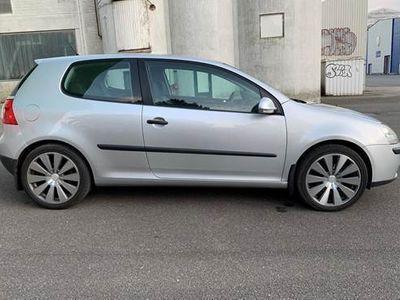brugt VW Golf V 1,6 1.6 FSI Sportline 115HK ÅR 2007 6gear
