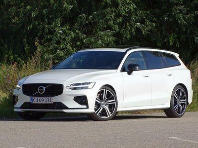 brugt Volvo V60 2,0 T5 250 R-Design aut.