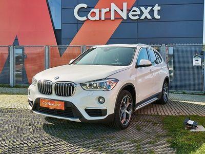brugt BMW X1 2,0 sDrive20d aut. Van