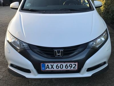 brugt Honda Civic 1.6 120 HK Sport