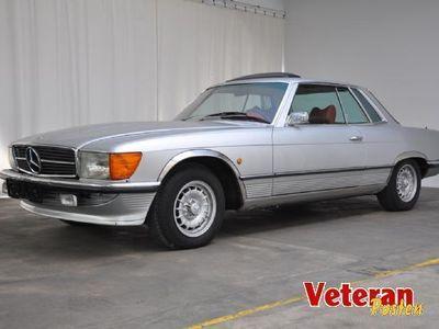 käytetty Mercedes 350 SLC