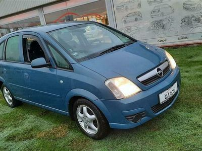 brugt Opel Meriva 1,4 Twinport Limited 90HK