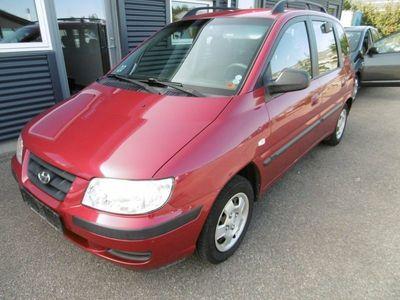 usata Hyundai Matrix 1,6 GL