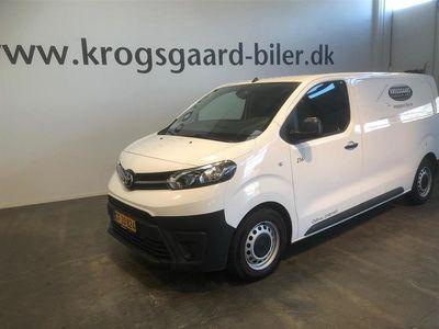 brugt Toyota Proace Medium 1,6 D Comfort 115HK Van 6g