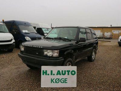 brugt Land Rover Range Rover 4,6 HSE aut. Van