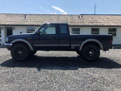 brugt Ford Ranger 4,0 XLT