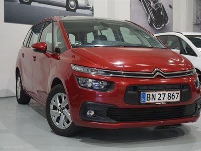 brugt Citroën Grand C4 Picasso 1,6 Blue HDi Seduction EAT6 start/stop 120HK 6g Aut.