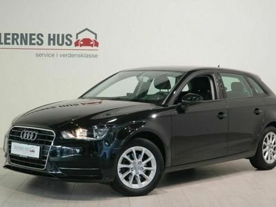 brugt Audi A3 Sportback 1,4 TFSi 150 Attraction