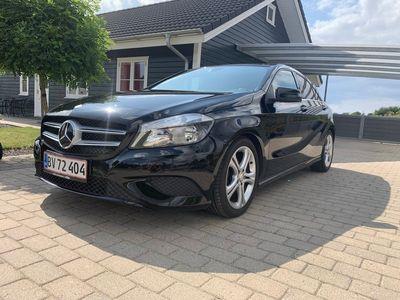 brugt Mercedes A180 1.5 109 HK Business