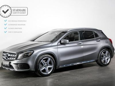 used Mercedes GLA220 d 2,2 aut.
