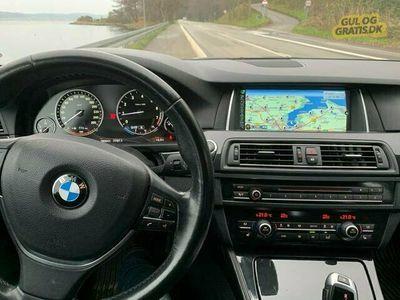 brugt BMW 520 i touring benzin