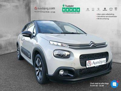 brugt Citroën C3 PT 110 Shine