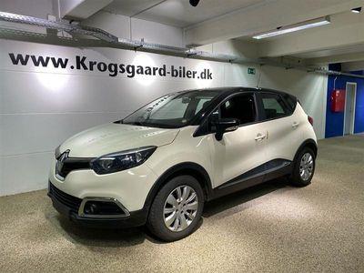 brugt Renault Captur 0,9 TCE Dynamique Energy 90HK 5d