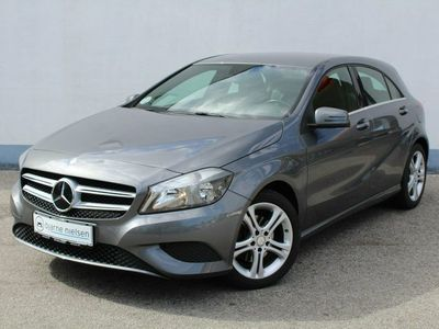 used Mercedes A180 1,6 aut.