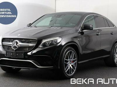 brugt Mercedes GLE63 AMG 5,5 AMG S Coupé aut. 4-M Van