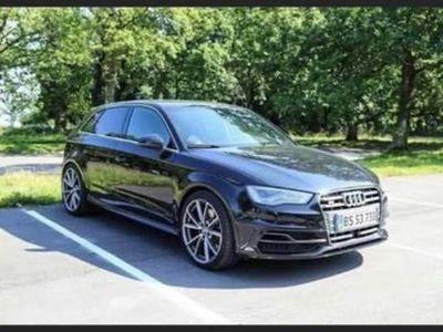 brugt Audi S3 Sportback 2,0 2.0 TFSI 300 HK 5-DØRS QUATTRO S tronic