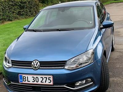brugt VW Polo TSI BMT 110 1,2