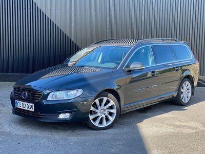 brugt Volvo V70 2,0 D4 181 Momentum Eco aut.