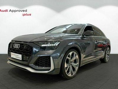 brugt Audi RS Q8 4,0 TFSi quattro Tiptr.