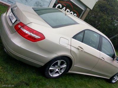 käytetty Mercedes E350 CDI BE Aut. 231HK