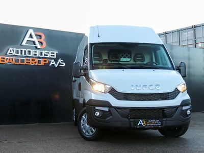 brugt Iveco Daily 2,3 35S14 10,8m³ Van AG8