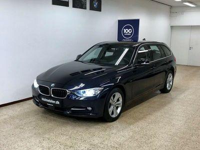 brugt BMW 320 d 2,0 Touring Sport Line aut. ED