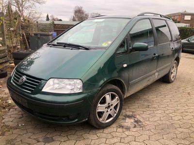brugt VW Sharan 1,9 TDi