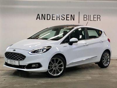 usado Ford Fiesta 1,0 EcoBoost Vignale Start/Stop 140HK 5d