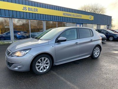 brugt Peugeot 308 1,6 BlueHDi 120 Chili Style
