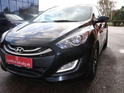 brugt Hyundai i30 1,6 CRDi 128 Style CW aut.