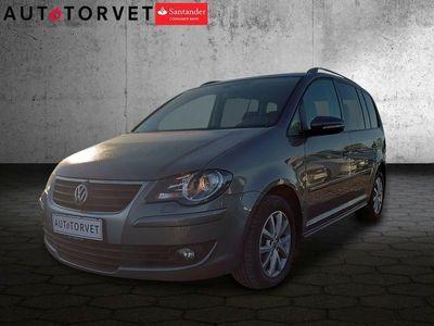 brugt VW Touran 1,9 TDi 105 Freestyle DSG 7prs