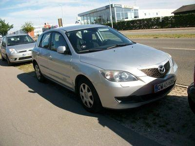 brugt Mazda 3 1,6 Comfort