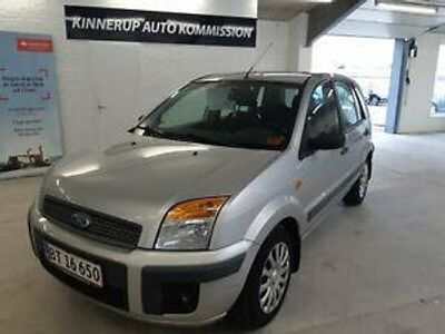 brugt Ford Fusion 1,6 TDCi Ambiente 90HK 5d